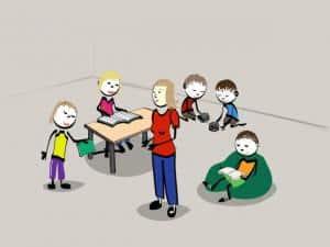 Varieret skoledag og understøttende undervisning